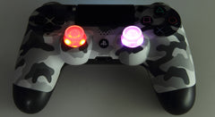 Maxcolor Dream stick for PS 4 controller (LED thumbsticks)  VER.2