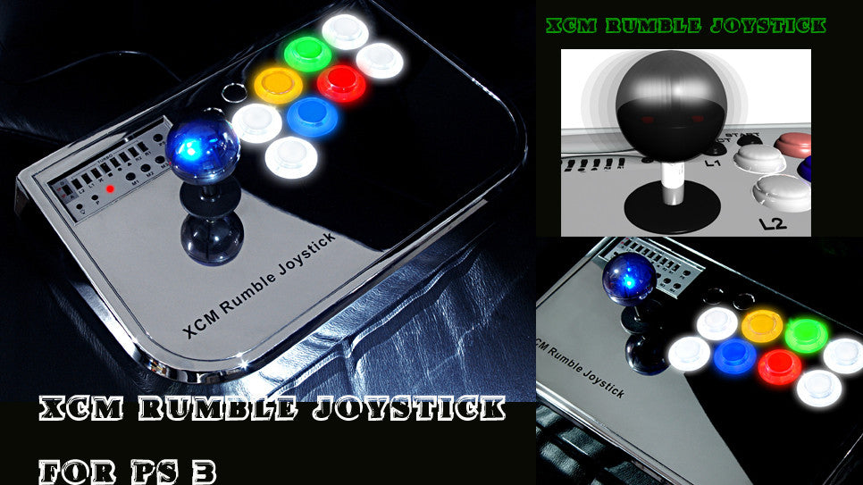 XCM Rumble Joystick