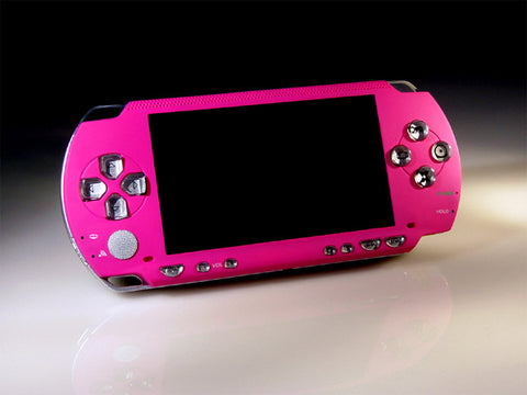 XCM PSP replacement   shell 1000 series  Pink
