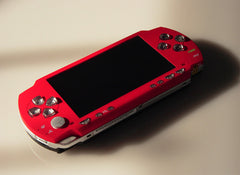 XCM PSP replacement shell 1000 series  Red