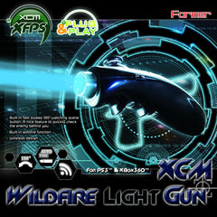 XFPS wildfire light gun