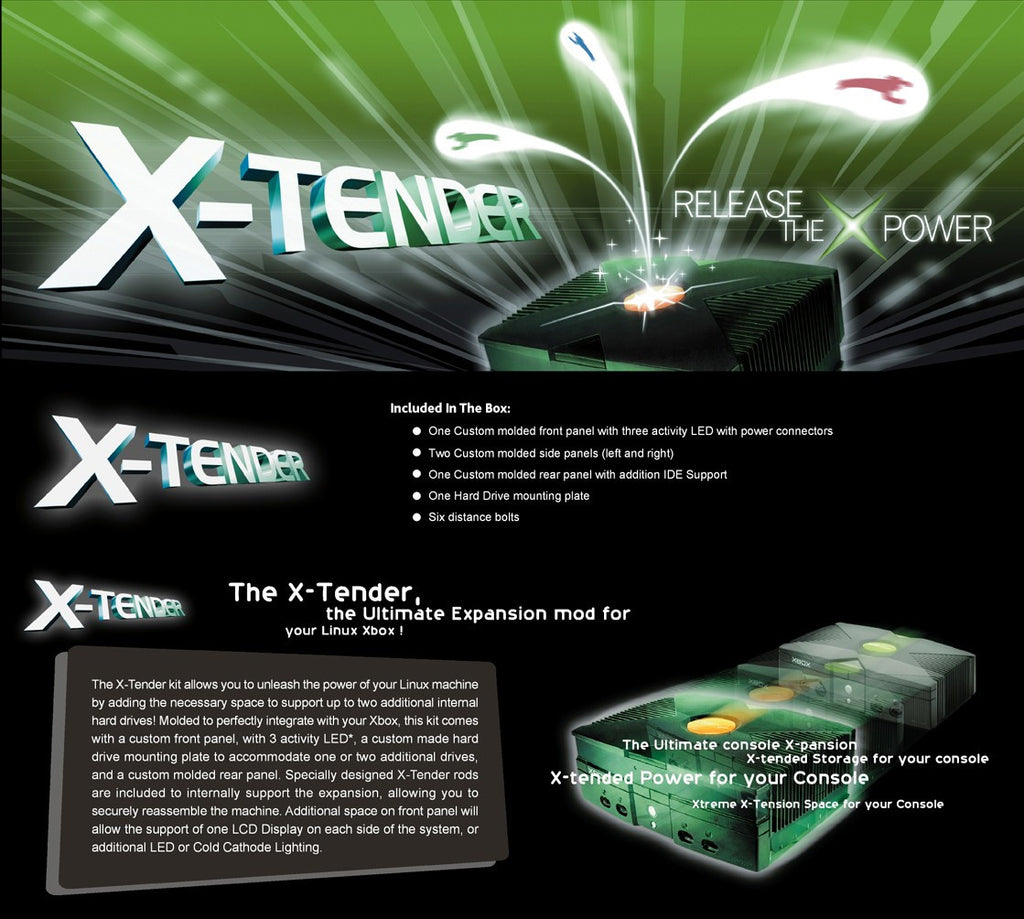 Xtender (for Xbox ) – XCM
