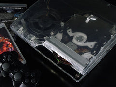 Cyberbot-the replacement case for PS 3 slim