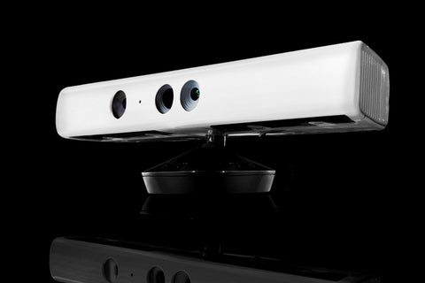 Kinect replacement shell (Piano White)