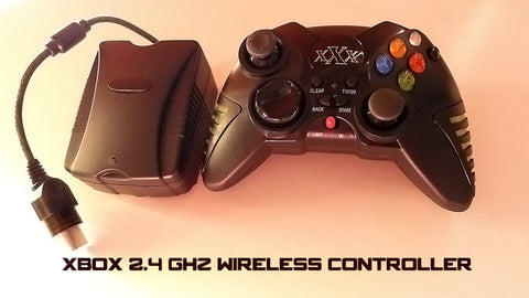 XXX wireless controller