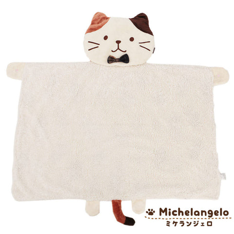 Cat Cushion + blanket mat