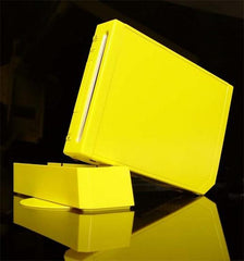 ii case - Yellow color