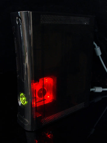Core cooler v.1 (Red)