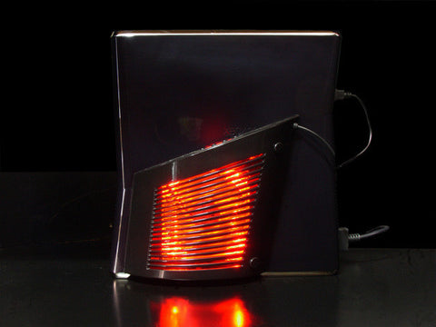 Wing fan (Red LED)