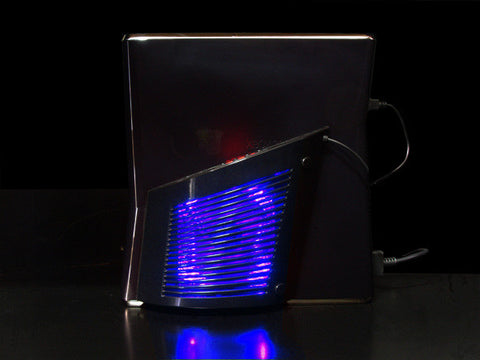 Wing Fan (Blue LED)