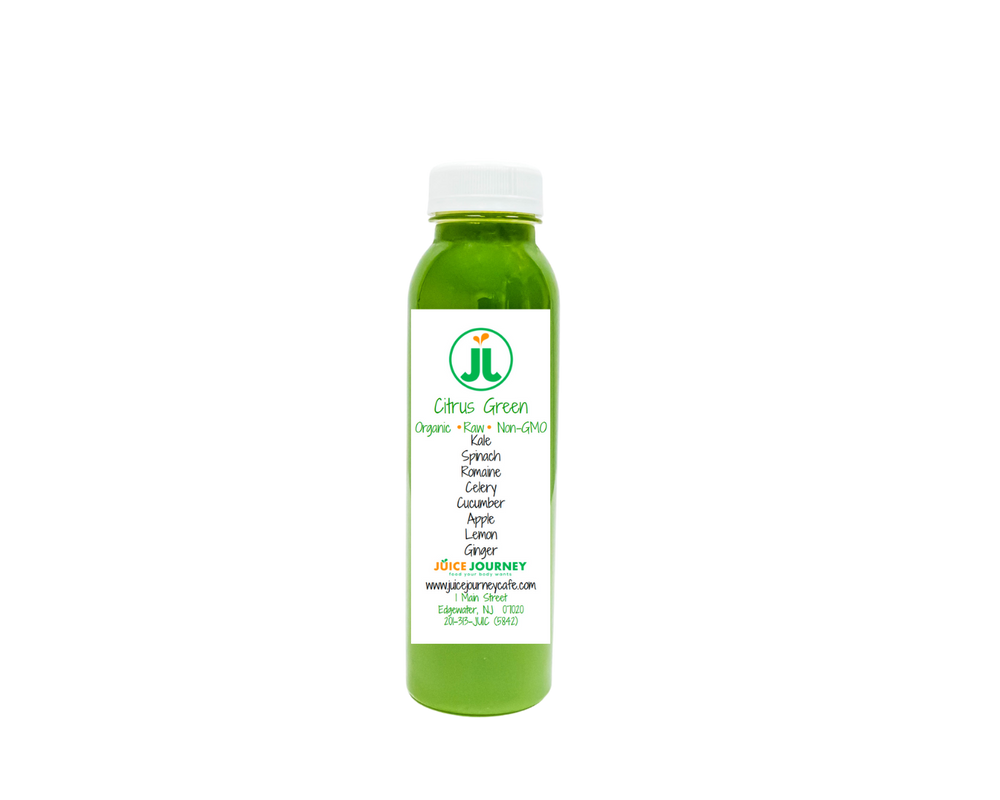 Citrus Green - Juice Journey
