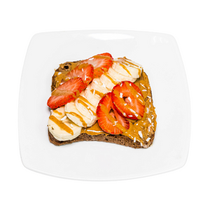 Load image into Gallery viewer, Nut Butter Toast - Juice Journey
