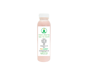 Strawberry Almond Mylk - Juice Journey
