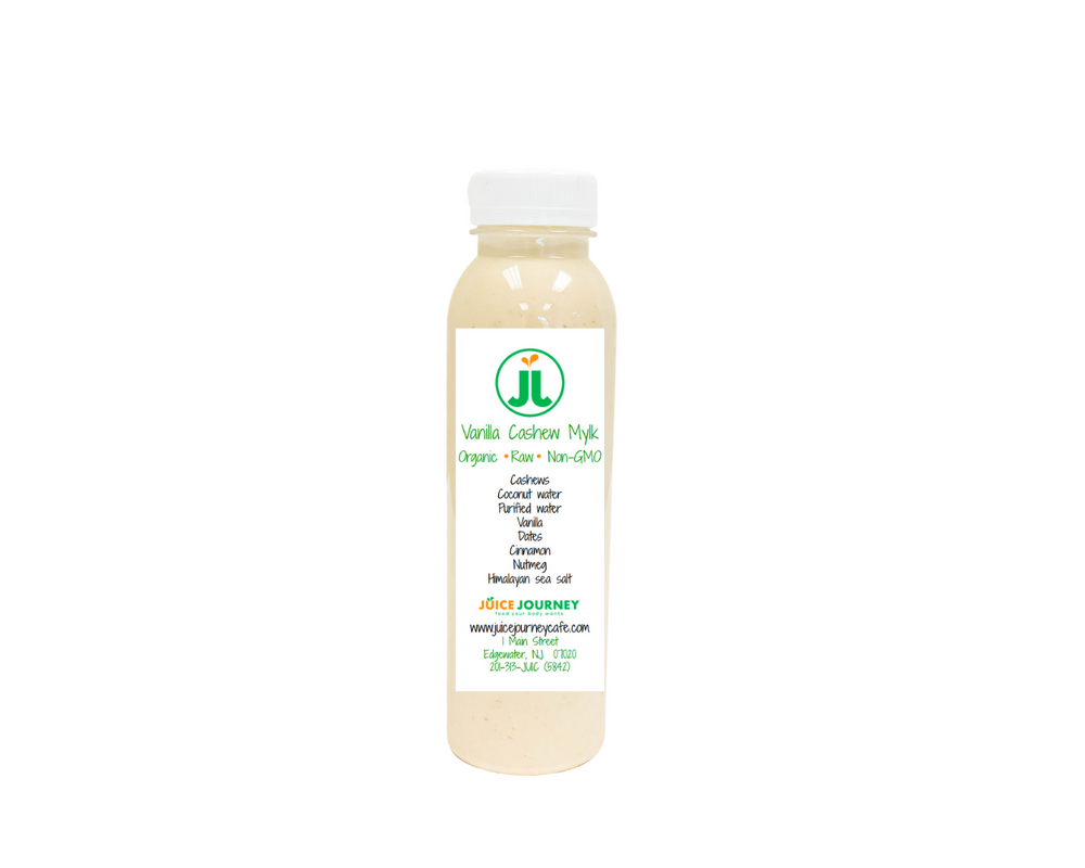 Vanilla Cashew Mylk - Juice Journey