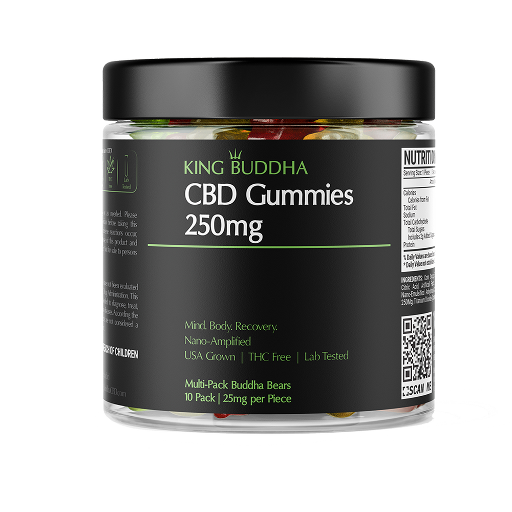 CBD Gummies - Juice Journey