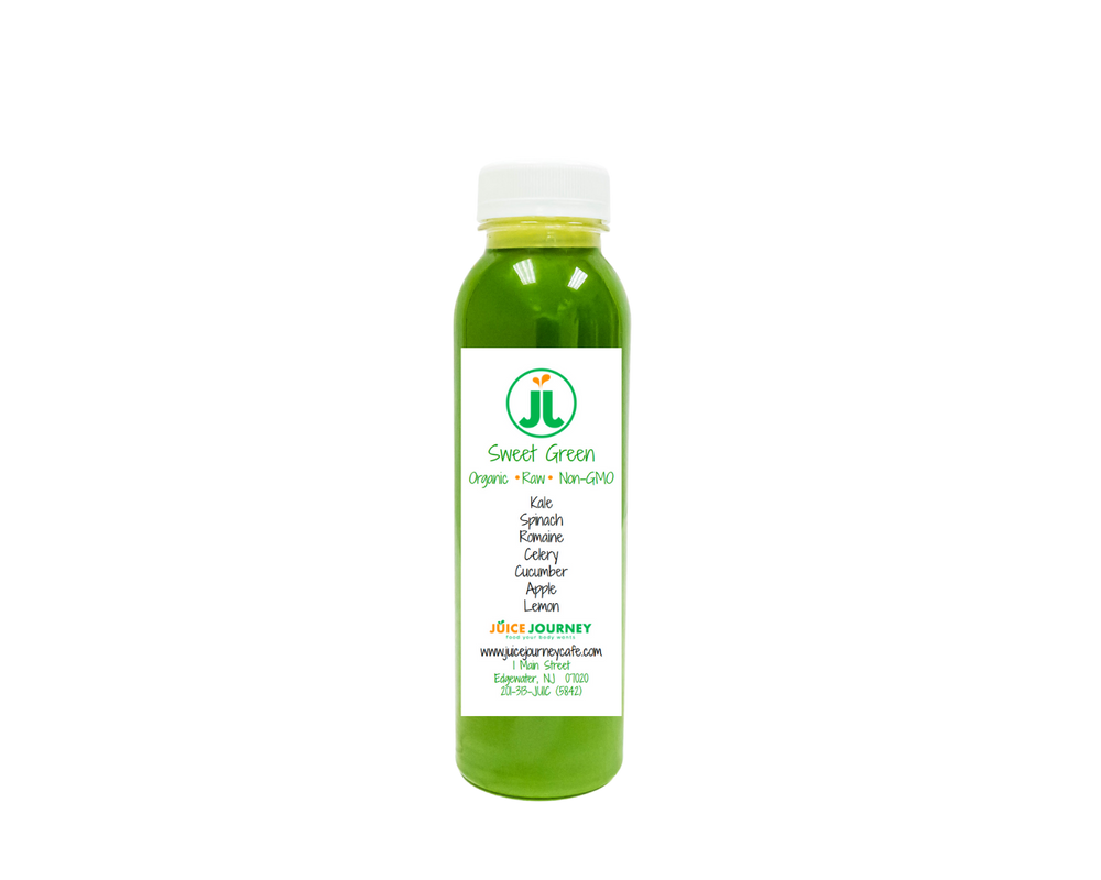 Sweet Green - Juice Journey