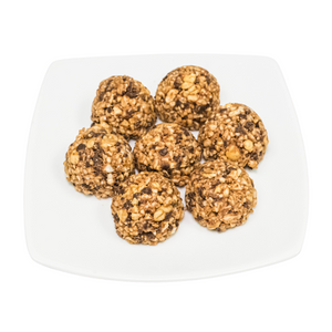 Chocolate Granola Crunch Cookies - Juice Journey