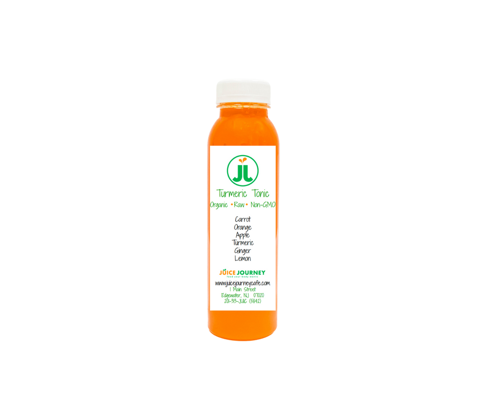Turmeric Tonic - Juice Journey