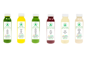 Juice Cleanse - Juice Journey