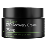 CBD Recovery Cream - Juice Journey