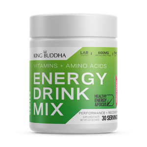 CBD Energy Mix Drink - Juice Journey
