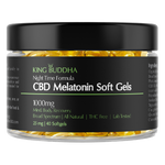 CBD Melatonin Softgels - Juice Journey