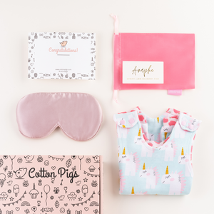 Cotton Pigs | Mother's Day Pink Unicorn Gift Set