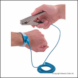 VESX45 Clamp Personnel Grounding Strap