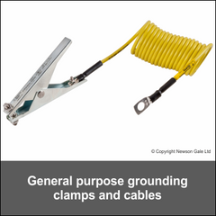 Piranha Grounding Clamp