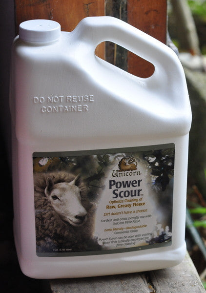 Unicorn Power Scour - 1 (US) Gallon container
