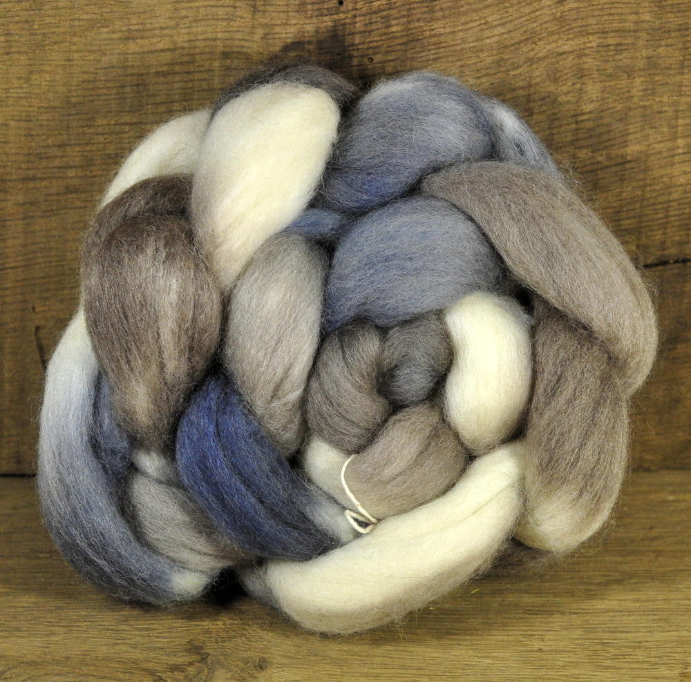 Falkland Wool Top - Coast