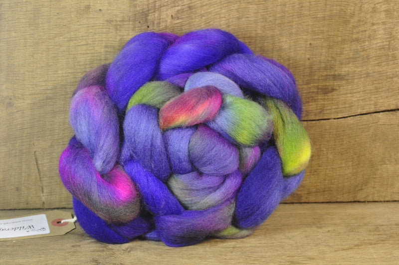 Falkland Wool Top - 'Cosmos'