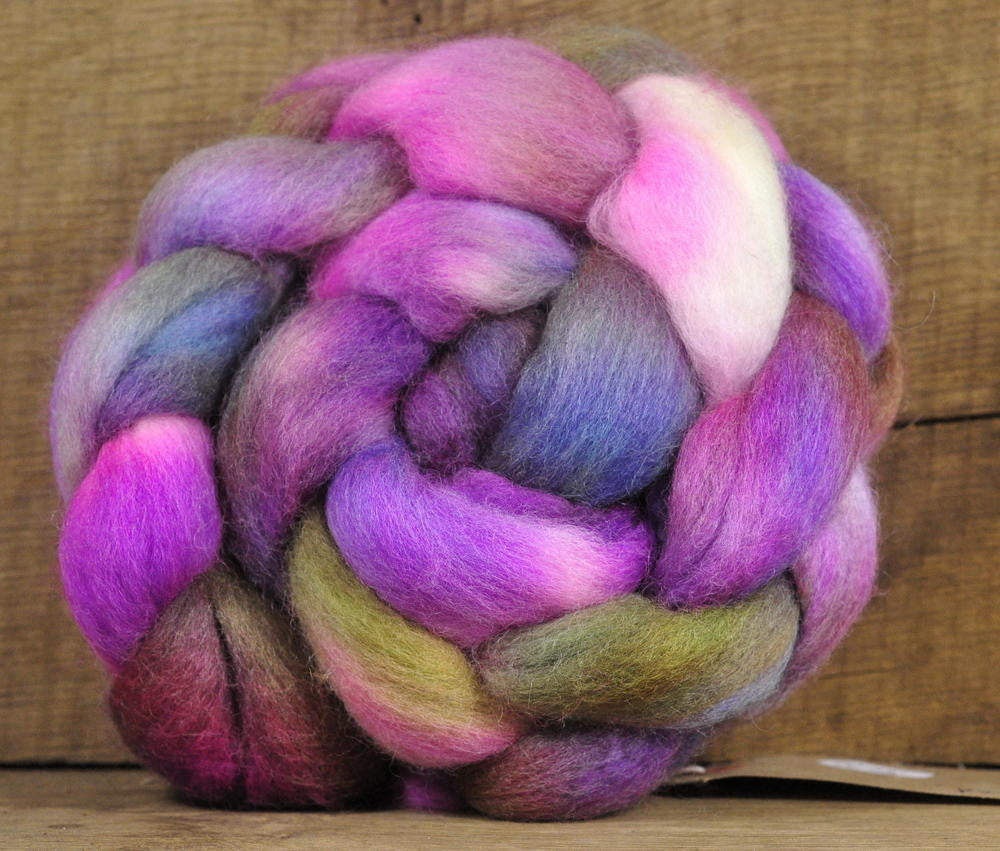 Falkland Wool Top - 'Herbalist'
