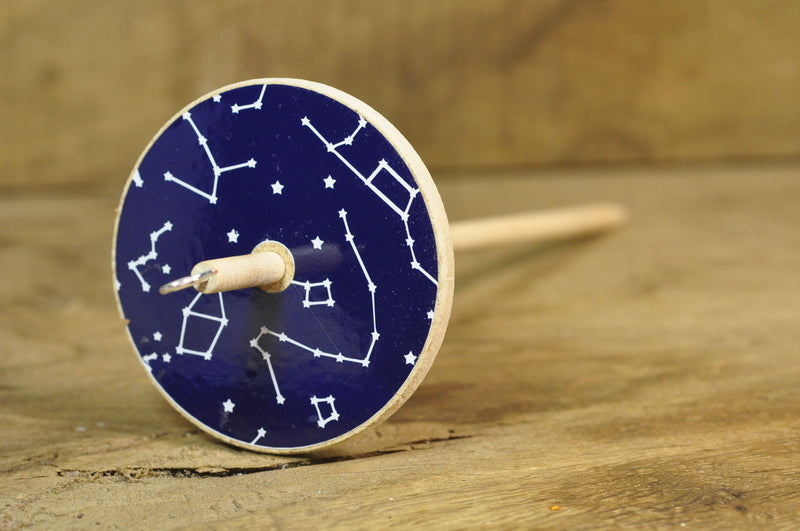 Basic Drop Spindle - Constellations