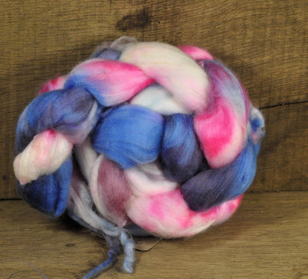 Superwash Falkland Wool Top - 'Studio', 60g