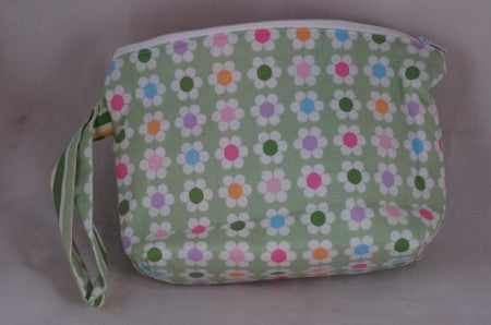Knitter's Project Pouch - Little Flowers