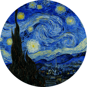 Load image into Gallery viewer, Starry-Night