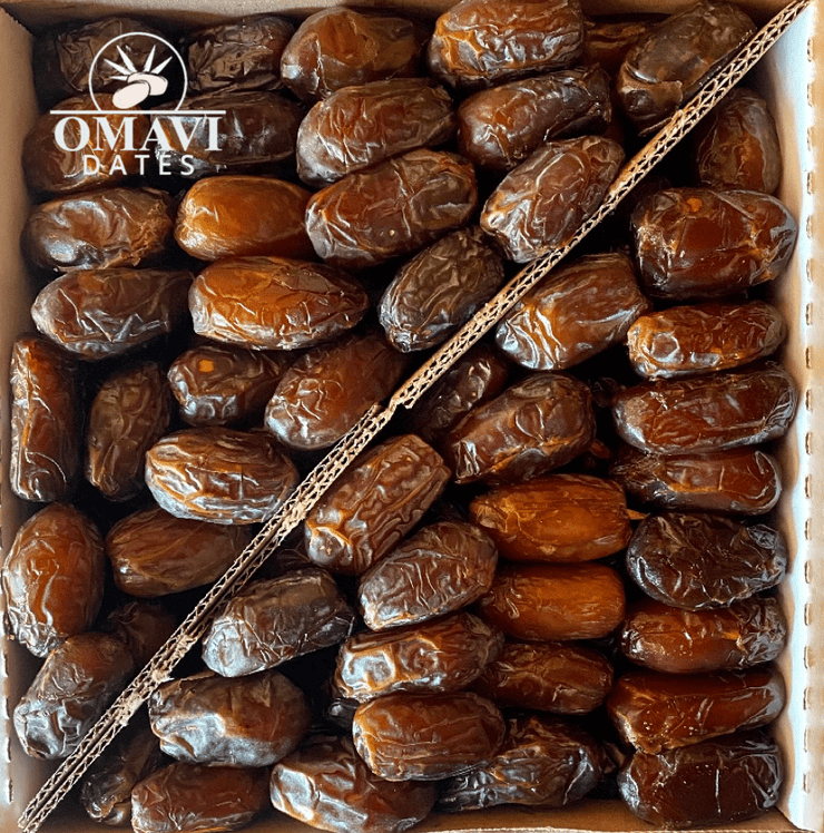Fresh & Soft Medjool Rutab (مدجول رطب)