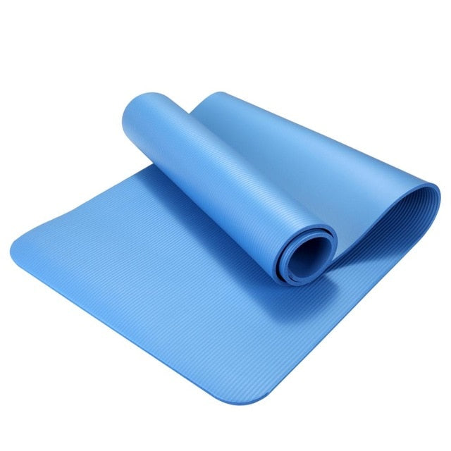Thick Yoga Mat Non-Slip Exercise