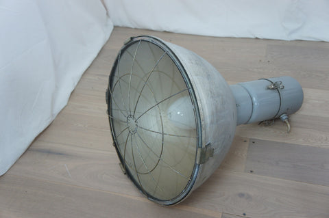1930's Industrial Factory Light