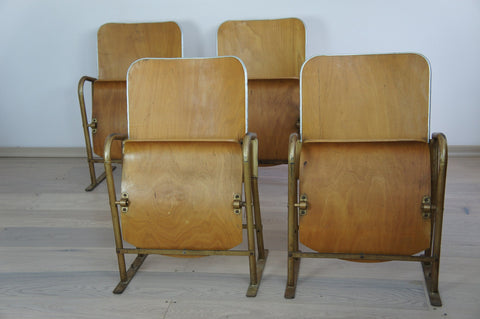 1960's Cinema Seats