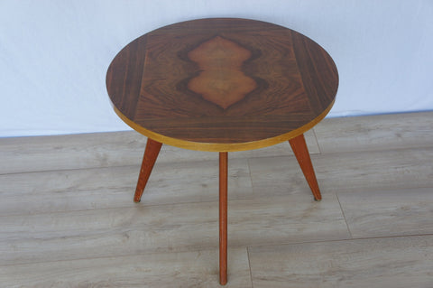 1950's Gueridon Coffee Table