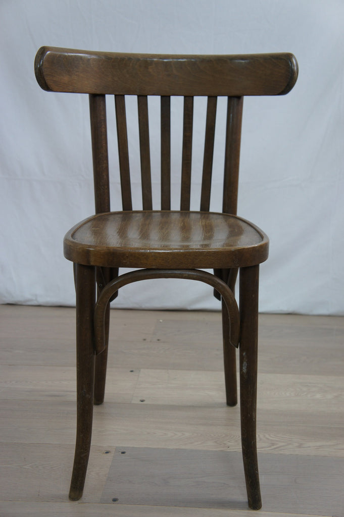 set of 13 bentwood bistro chairs vintage french