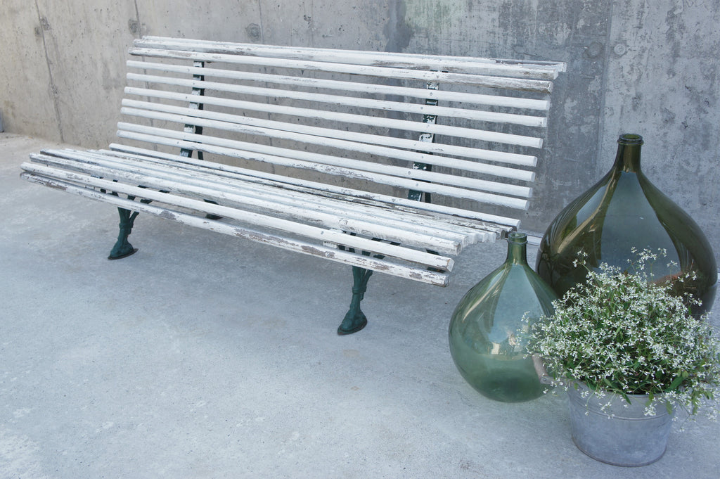 'Parisian' Garden Bench