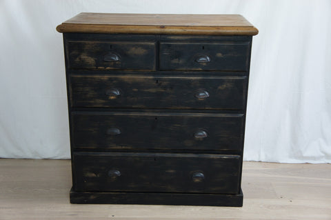 Workshop/Atelier Chest of Drawers (5 Drawers)