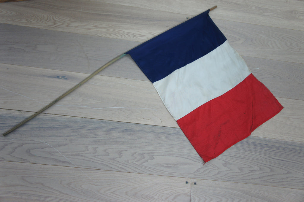Handmade French Flag