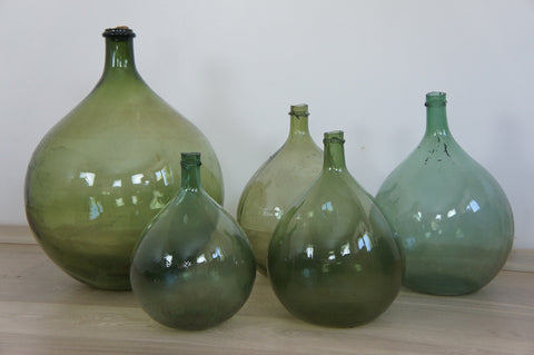 Glass Vase Bottles
