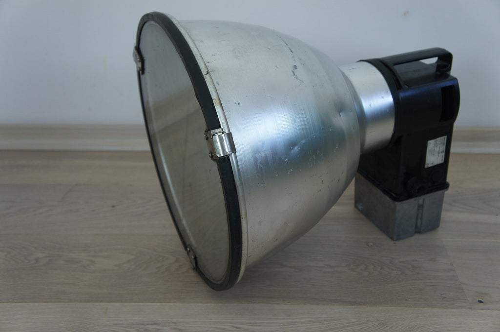 1970's Industrial Factory Lamp from Rolls Royce in Poland