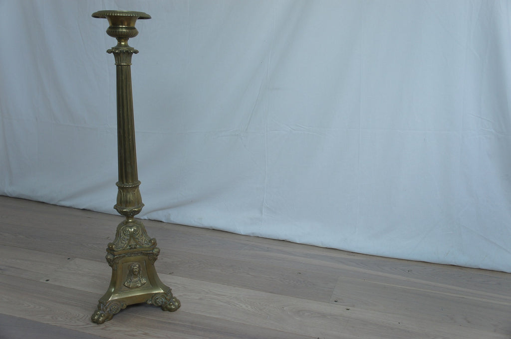 Large Church Candle Stick (single)