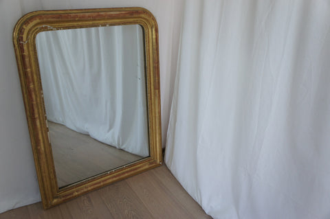 Gold Leaf Louis Phillippe Mirror A